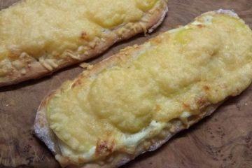 Kartoffelpizza aus dem HBO