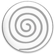Spiralschnitt im Brot